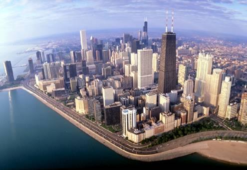 Chicago-Skyline 1