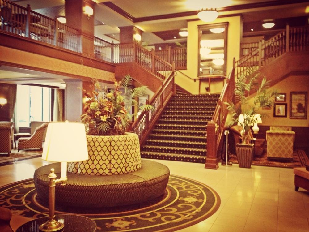 Hotel Julien Lobby