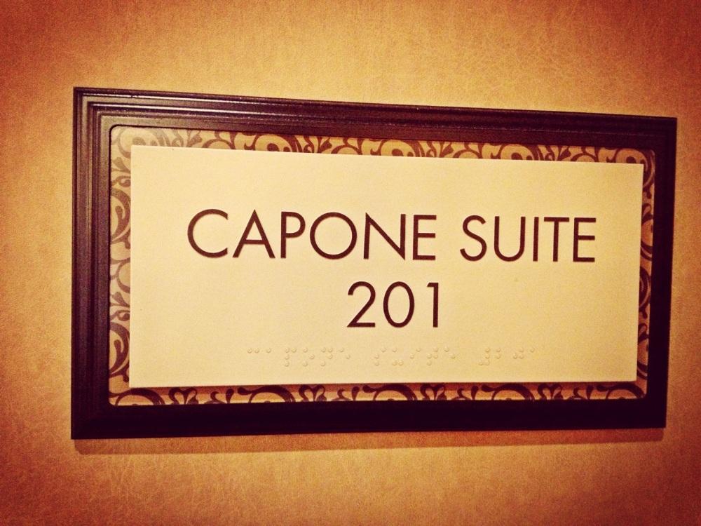 Capone Suite