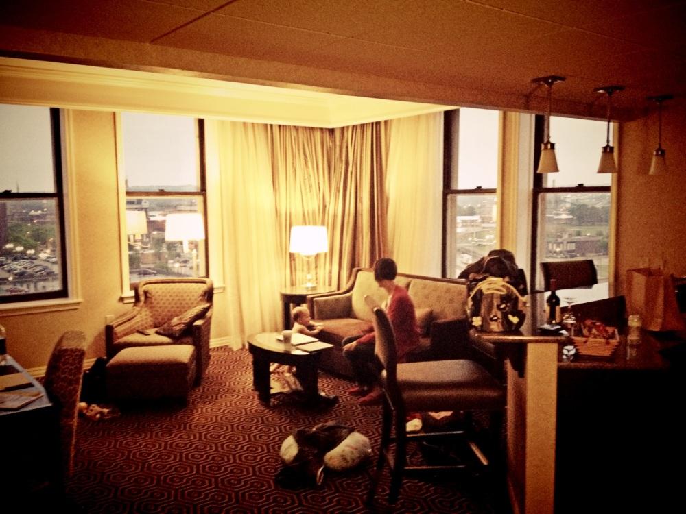 Hotel Julien Room