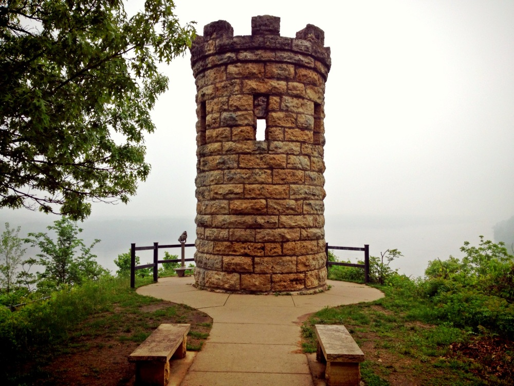 Dubuque Monument
