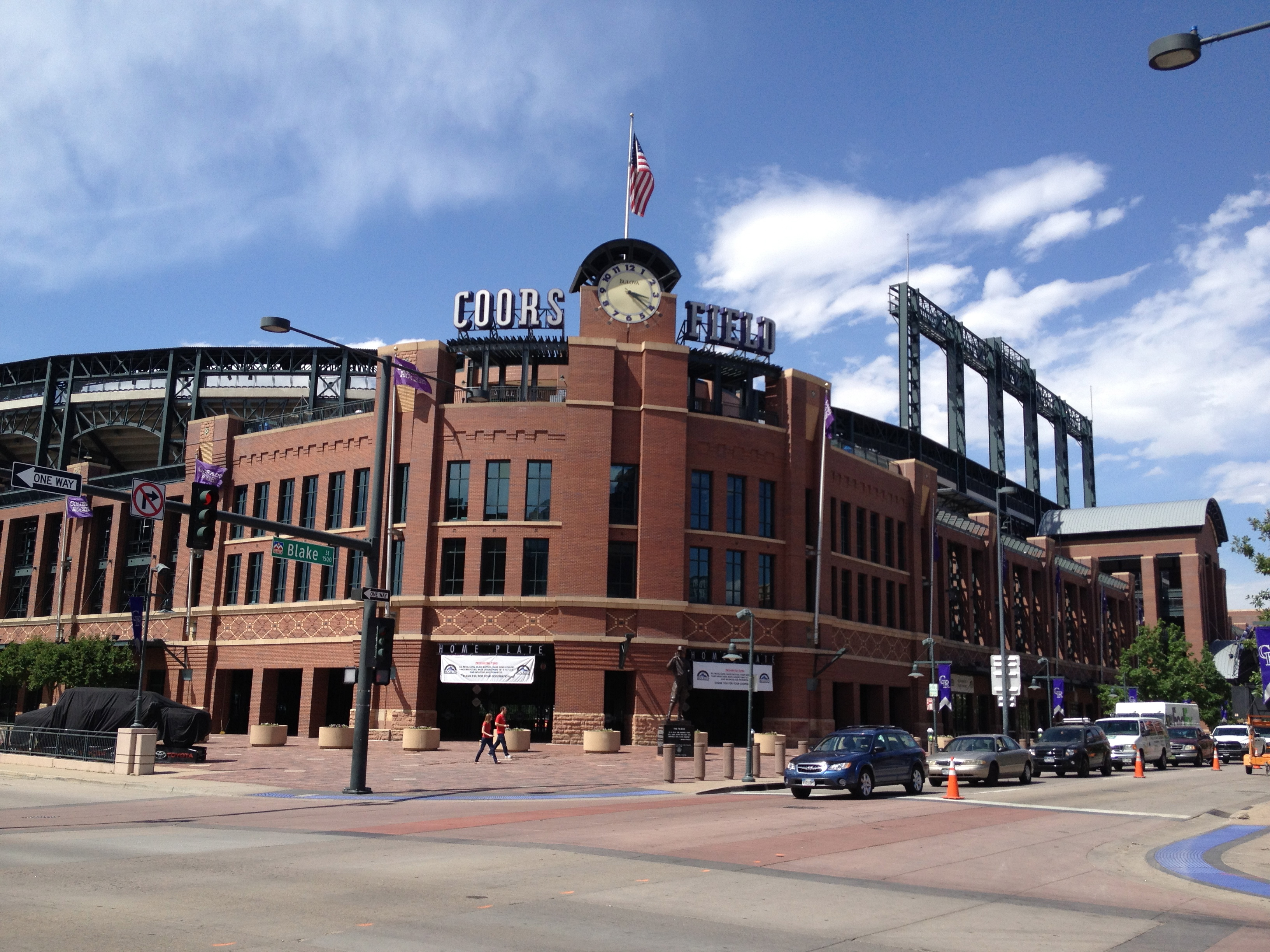 Finish: Coors Field & Lodo €� Denver Is A Great City For Sports With Every  Major Professional Sport Represented And Several Smaller Professional And