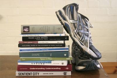 running_reading