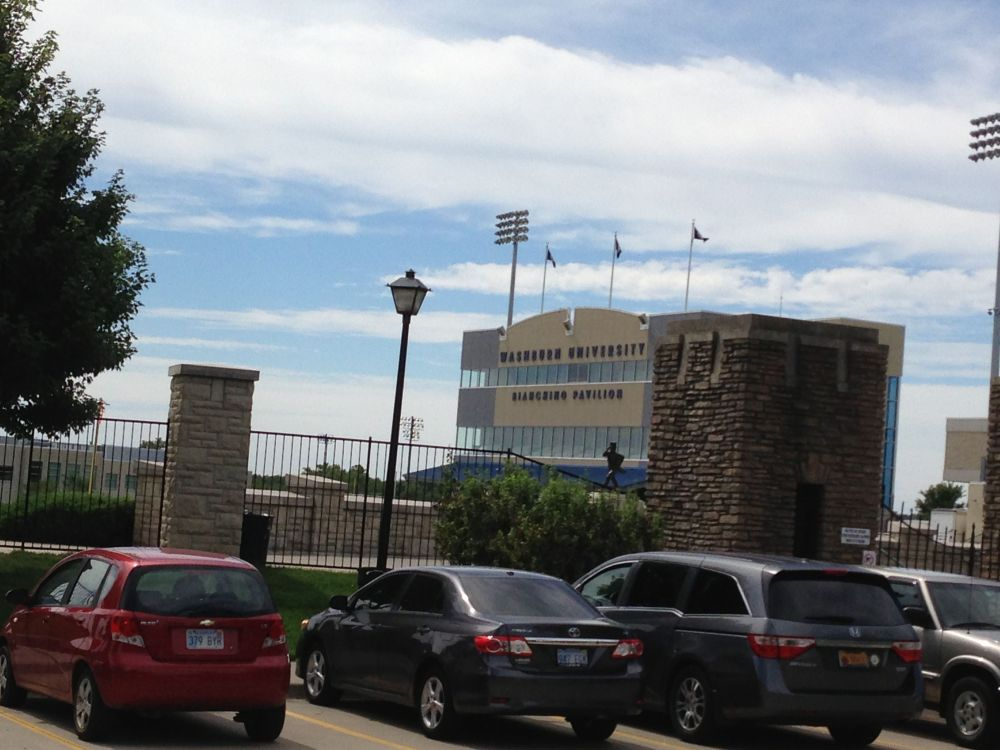Washburn Football Stadium